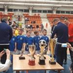 III miejsce w turnieju OSiR Włochy 11.03.2017
