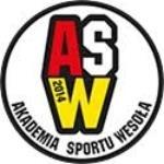 Akademia Sportu Wesoła - RKS Okęcie Warszawa 1:7 - RKS Okęcie Warszawa