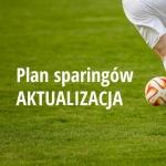 Plan sparingów Okęcia w lutym i marcu 2017 r. (aktualizacja)