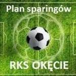 Plan sparingów RKS Okęcie Warszawa - lato 2018 r.