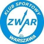 ZWAR II Warszawa - RKS Okęcie Warszawa (niebiescy) 4:12 - RKS Okęcie Warszawa