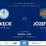 RKS Okęcie - MLKS Józefovia - RKS Okęcie Warszawa
