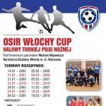 Turniej OSiR Włochy Cup 2017 - 05.02.2017 (niedziela)