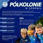Półkolonie piłkarskie - RKS Okęcie Warszawa