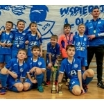 SREBRNY MEDAL W TURNIEJU HALOWYM OSIR CUP ROCZNIK 2010 2.12.2018