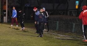 Start przygotowań oraz plan treningów i sparingów RKS Okęcie - zima 2019