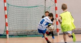 Mecz sparingowy RKS Okęcie 2010B VS UKS Okęcie 2010.
