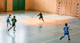 Mecz sparingowy RKS 2010B vs Akademia Sportu Strikers