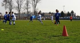 1.kolejka II Ligi Okręgowej F1 Żak Grupa 4 Rocznik 2010 RKS Okęcie Warszawa- FC Komorów