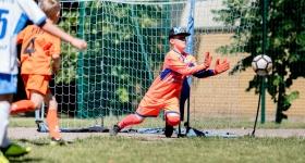 9.kolejka II Ligi Okręgowej F1 Żak Grupa 4 Rocznik 2010 KS URSUS II WARSZAWA -  RKS Okęcie Warszawa 2:2