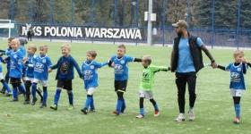 Żaki F2 vs Polonia Warszawa 11 : 0 - RKS Okęcie Warszawa