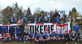 Liga Okręgowa 15 Kolejka - RKS Okęcie Warszawa