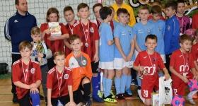 Srebrny Medal w Turnieju Copa Football w Piasecznie - RKS Okęcie Warszawa