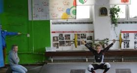 Ciężarowcy RKS uczcili na sportowo 102 rocznicę Niepodległości Polski  - RKS Okęcie Warszawa