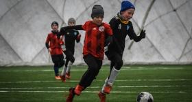 1. kolejka ligi zimowej RS Sport 2021 RKS Okęcie Warszawa- Wicher Kobyłka 11 15:0 - RKS Okęcie Warszawa