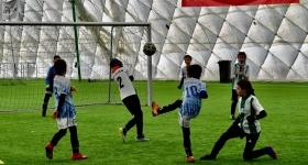 Rocznik 2012 Grupa A kończy Ligę Zimową na 3 miejscu w tabeli z najmniejszą ilością straconych bramek w całej lidze! - RKS Okęcie Warszawa