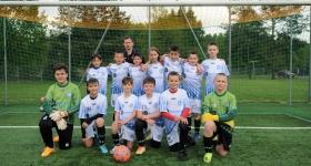 6 i 7 kolejka II ligi okręgowej E1 Orlik RKS OKĘCIE - RKS Okęcie Warszawa