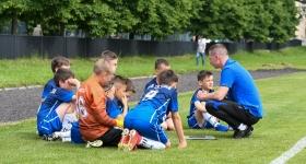 9 kolejka II ligi okręgowej E1 Orlik Błonianka Błonie  -  RKS Okęcie  2-4 - RKS Okęcie Warszawa