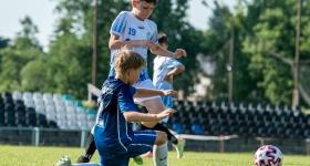 Podsumowanie rundy wiosennej II ligi okręgowej E1 Orlik - RKS Okęcie Warszawa