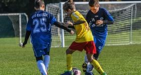 """Mecz RKS Okecie """"Biali"""" vs FC Puma i RKS Okęcie """"Niebiescy"""" vs Znicz Pruszków - RKS Okęcie Warszawa"""