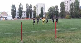 VIII kolejka ligowa. Balkan Team - RKS OKĘCIE WARSZAWA 0:1