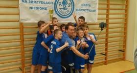 """III miejsce w turnieju """"Orły Cup"""" w Zielonce"""