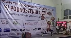 Mistrzostwa Polski Młodzików do lat 15 - D. Cornienco i R.Sowiński