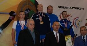 Piotr Sosnowski - wyniki i sylwetka ciężarowca RKS Okęcie Warszawa