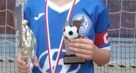 Srebrny medal dla RKS Okęcie 2010 w turnieju halowym OSiR Włochy CUP!