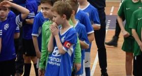 """Srebrny medal w turnieju halowym """"KS Raszyn Cup"""" (rocznik 2009)"""