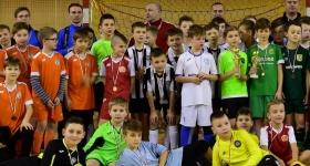 """Turniej halowy """"ZINA CUP"""" w Radzyminie - 20.01.2018"""