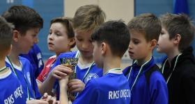 Brązowy medal w turnieju halowym w Zielonce!