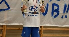 Brązowy medal w turnieju halowym OSiR Włochy CUP!