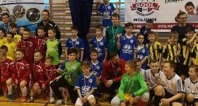 Srebrny medal w turnieju halowym w Wołominie! 10.03.2018