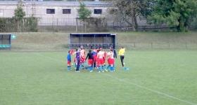 Mecz z KS Konstancin