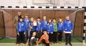 Turniej ORZEŁ CUP 23.11.2014 - II miejsce