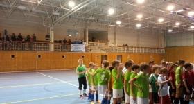 Turniej DELTA CUP 15.11.2014 - I miejsce
