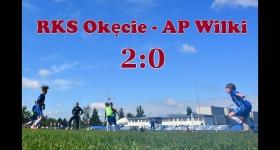 Embedded thumbnail for RKS Okęcie Warszawa - AP Wilki Warszawa 2:0