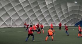 Embedded thumbnail for RKS Okęcie Warszawa - FFA Warszawa 3:0