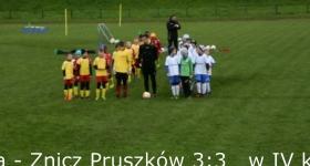 Embedded thumbnail for RKS Okęcie Warszawa - Znicz II Pruszków 3:3