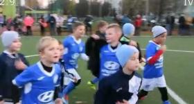 Embedded thumbnail for Football Academy - RKS Okęcie 2:9   (2009)     Awans do III ligi!!!