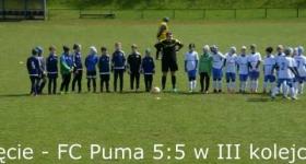 Embedded thumbnail for RKS Okęcie - FC Puma 5:5