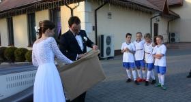 Embedded thumbnail for Trener Łukasz Sobotka porzucił... stan kawalerski! Gratulacje!