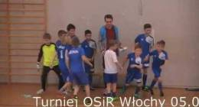 Embedded thumbnail for Dwie drużyny RKS Okęcie w turnieju OSiR Włochy 05.03.2017