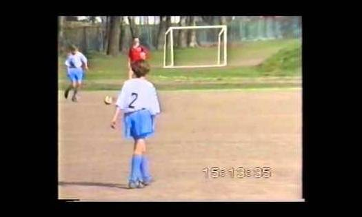 Embedded thumbnail for Rocznik 1980/81 - 26.04.1993 - RKS Okęcie Warszawa - Polkolor Piaseczno 0:1