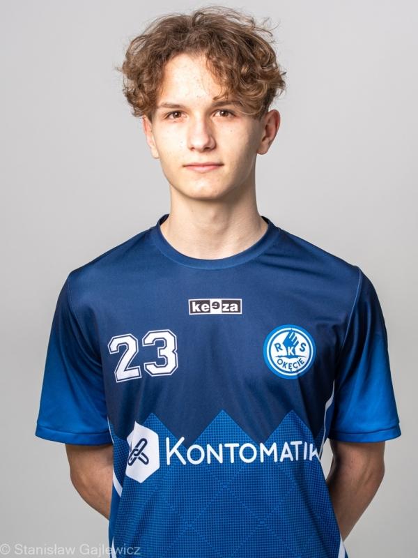 23. Mikołaj Zieliński