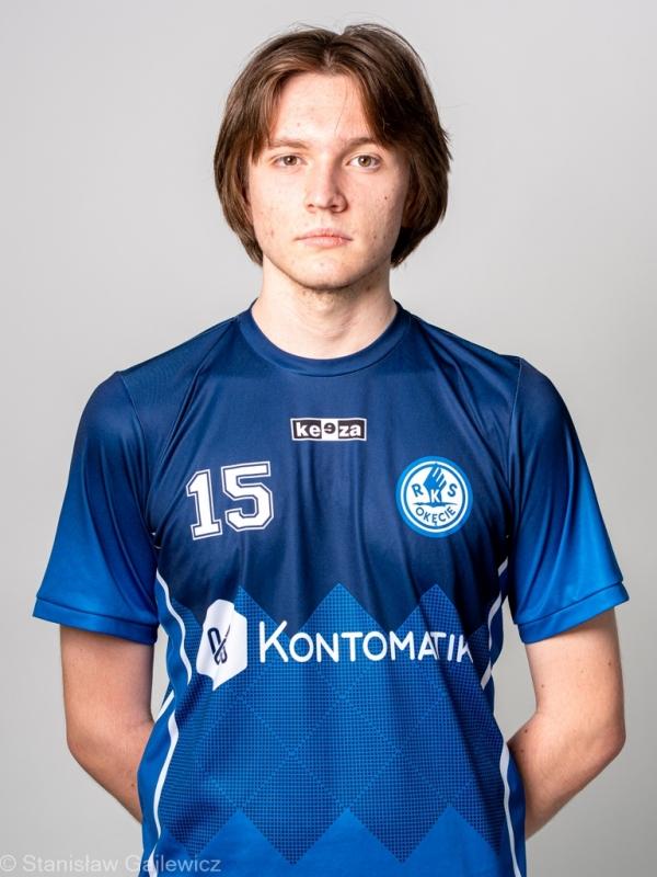 15. Sebastian Przewoźnik