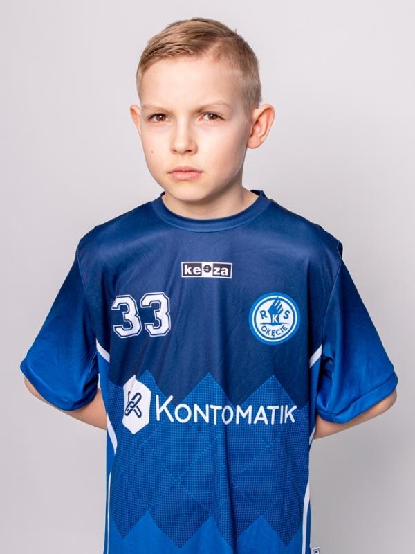 33 Borys Mikina