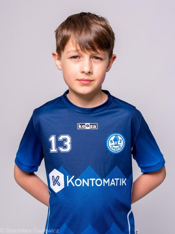13. Tymon Filipek